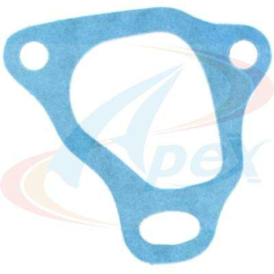 Engine Coolant Outlet Gasket fits 1992-1993 Toyota Camry