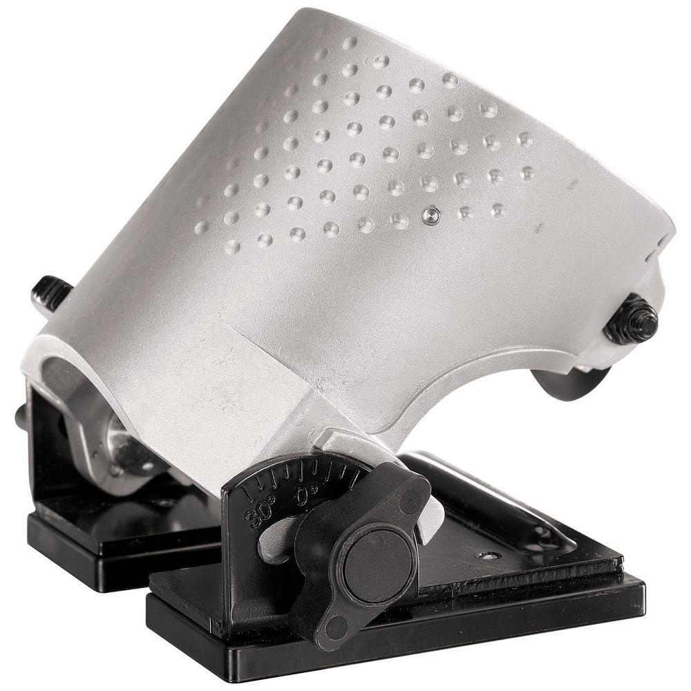 Aluminum Tilt Base for PR10/20EVS Series Routers