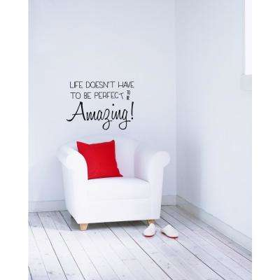 (20.4 in x 15 in) Amazing Wall Decal