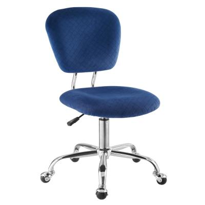 Drake Blue Office Chair