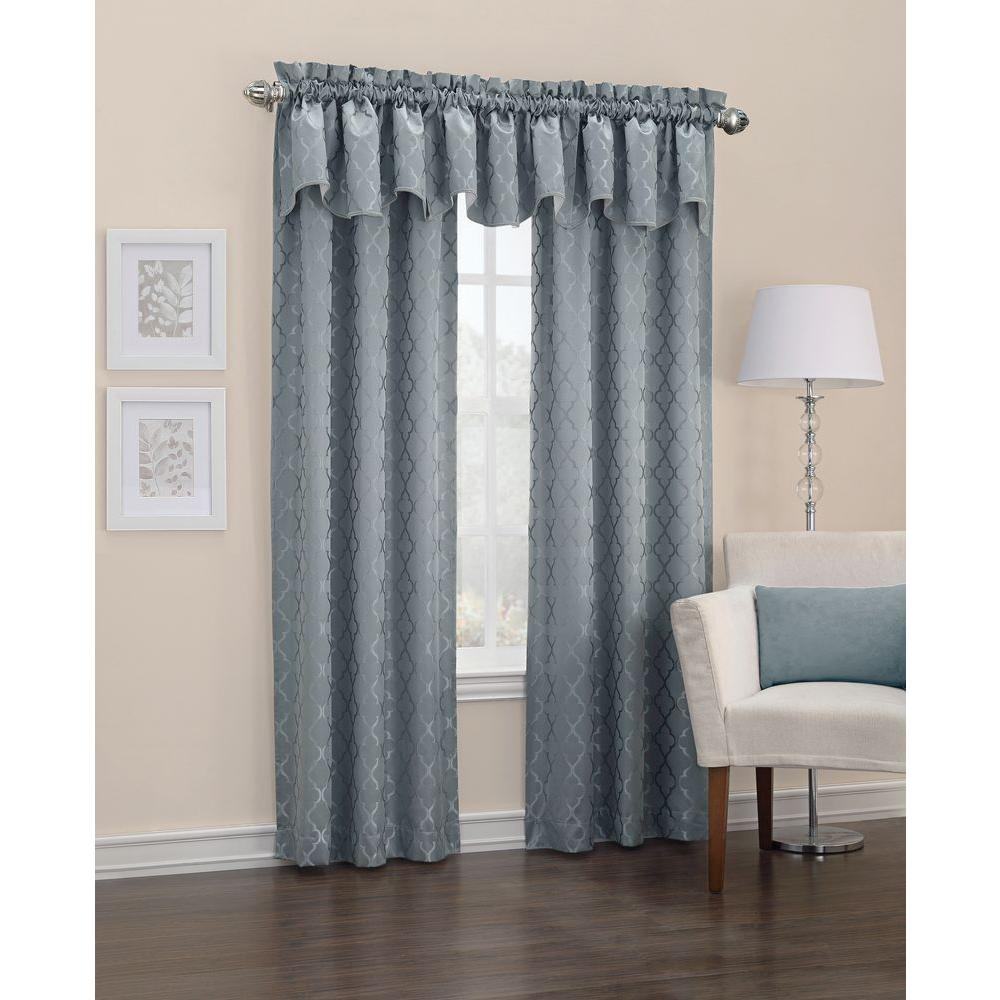 Sun Zero Blackout Danvers Mineral Thermal Lined Curtain