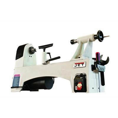 1 HP 12 in. x 21 in. Wood Lathe, Variable Speed, 115-Volt, JWL-1221VS