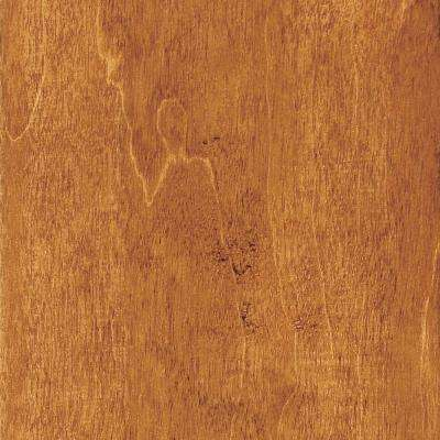 Take Home Sample - Hand Scraped Maple Sedona Solid Hardwood Flooring - 5 in. x 7 in.