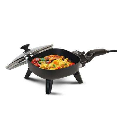 Cuisine Non-Stick Electric Skillet