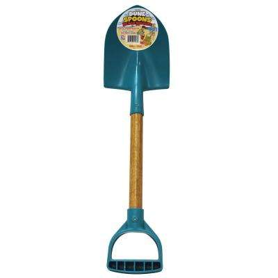Little Diggers Series Dune Spoon Kid Safe Poly Sand Shovel