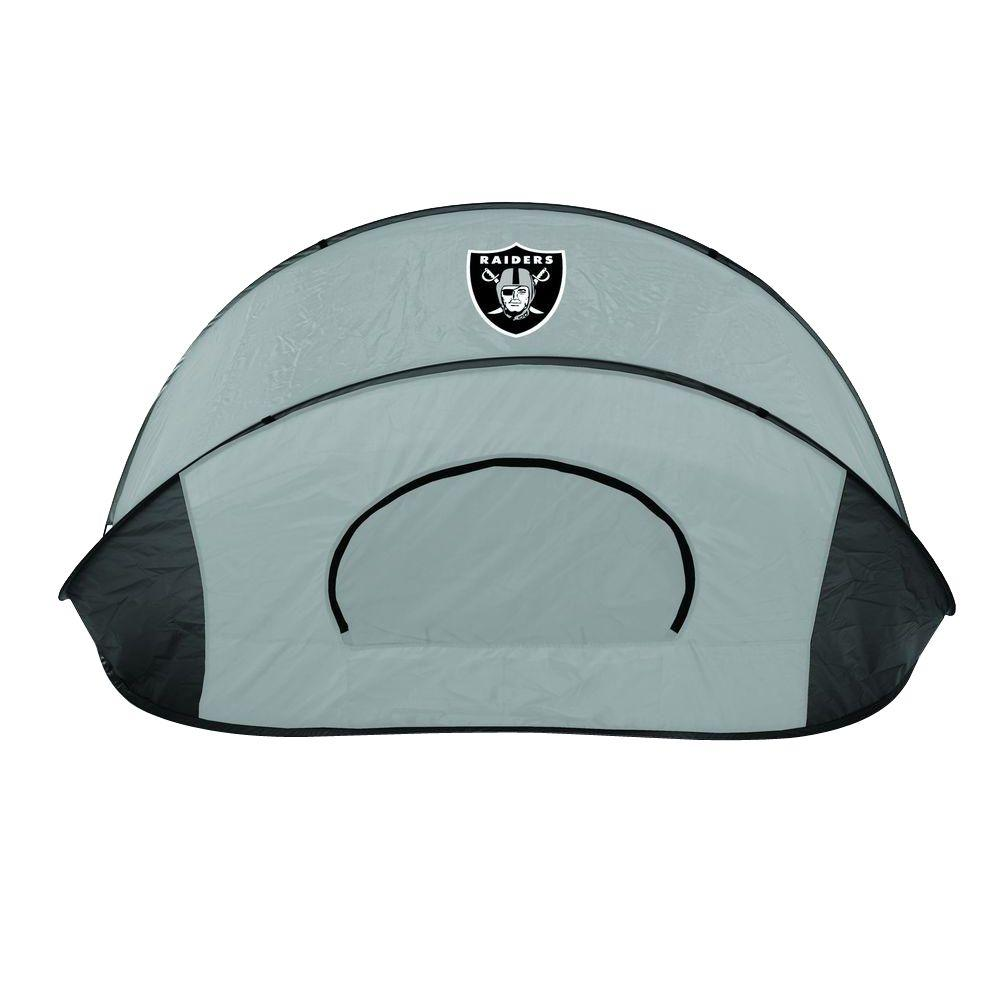 Picnic Time Oakland Raiders Manta Sun Shelter Tent  sc 1 st  Nextag & Oakland raiders canopy   Compare Prices at Nextag