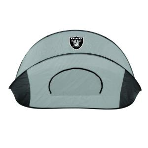 Picnic Time Oakland Raiders Manta Sun Shelter Tent by Picnic Time
