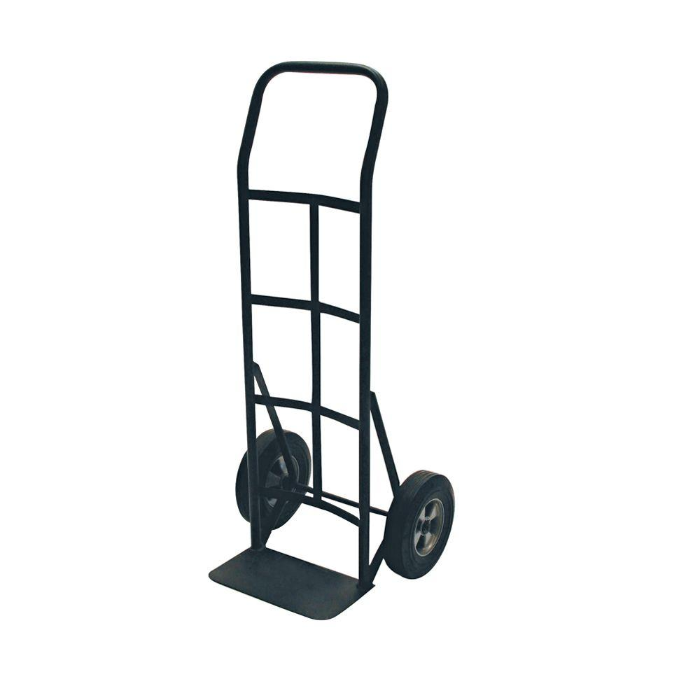 Milwaukee 600 lb. Capacity Flow Back Solid Tire Hand Truck
