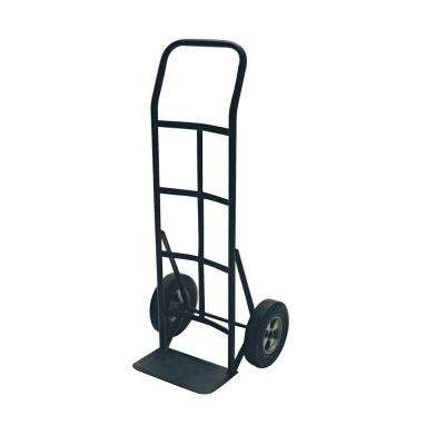 600 lb. Capacity Flow Back Solid Tire Hand Truck