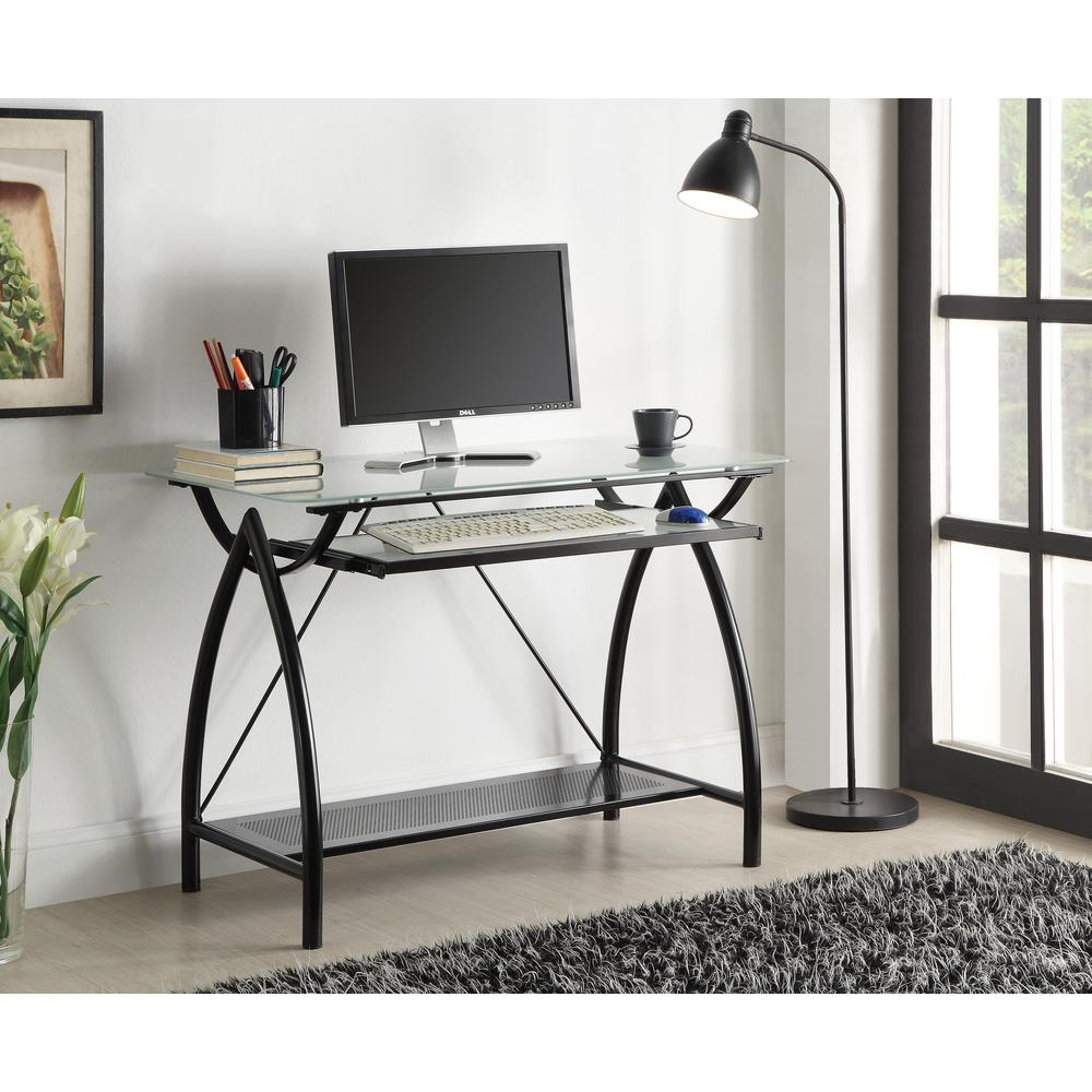 Ospdesigns Newport Black Desk