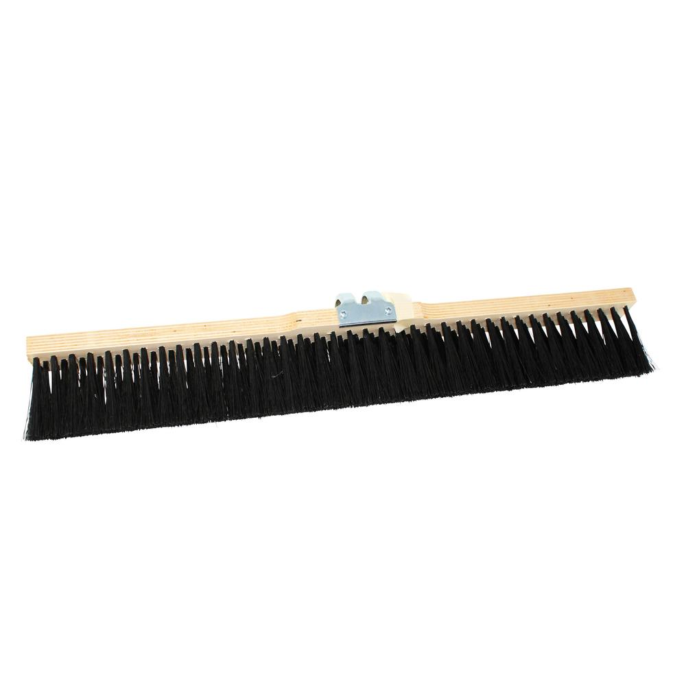 24 in. Performer Wood Concrete Finish Broom