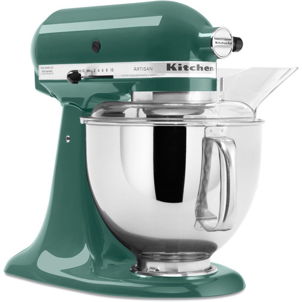 KitchenAid Artisan Series 5 Qt. Stand Mixer in Bay Leaf