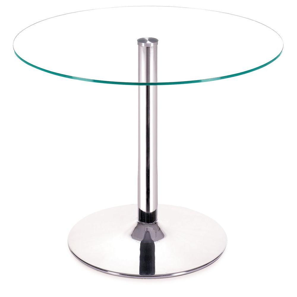 Galaxy Chrome Dining Table
