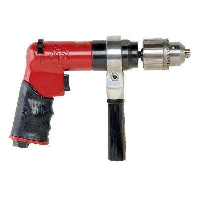 1/2 in. Heavy-Duty Reversible Air Drill