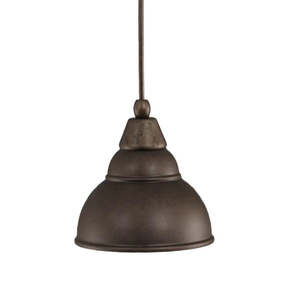 Filament Design Concord 1-Light Bronze Pendant