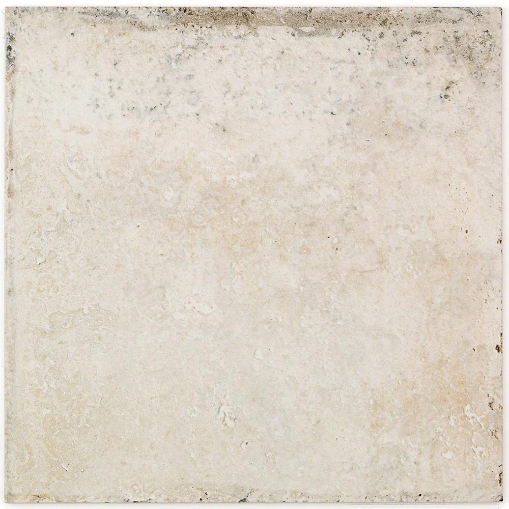 Granada Pergamo 12 in. x 12 in. x 9.5mm Natural Porcelain