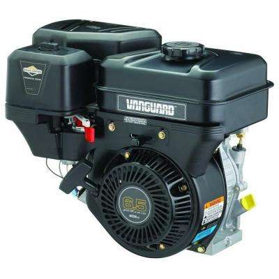 6.5 HP Gross Horizontal Vanguard Gas Engine