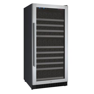 FlexCount II Single Zone 128-Bottle Built-in Wine Refrigerator