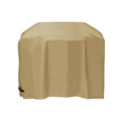54 in. Cart Style Grill Cover in Khaki