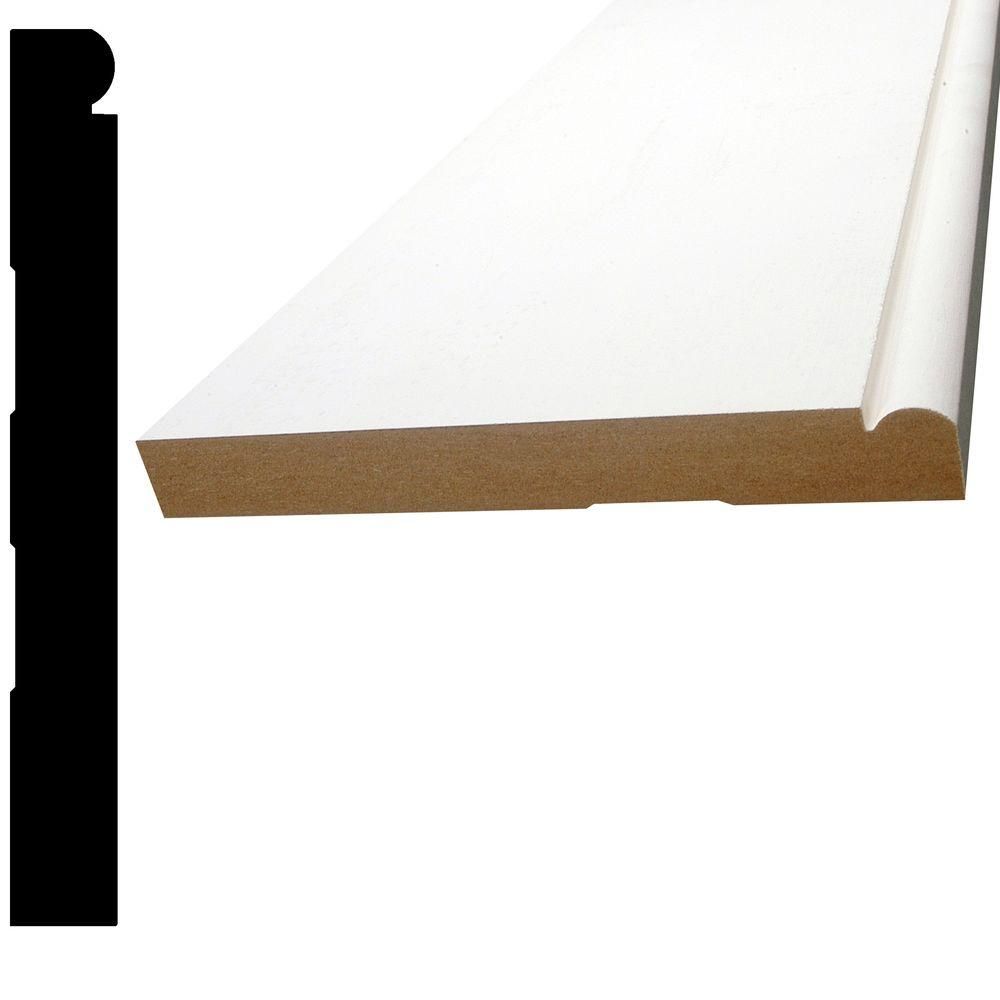 Baseboard - Moulding - The Home Depot