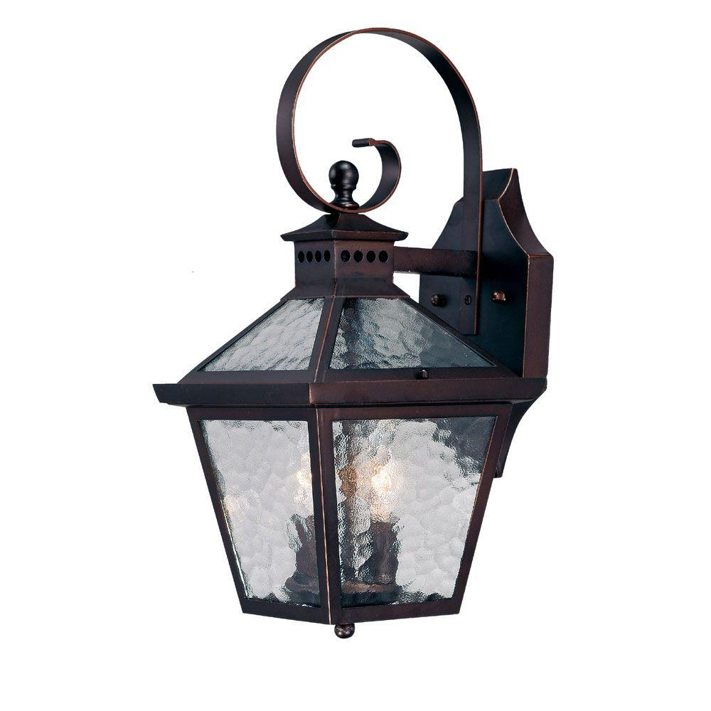 Acclaim Lighting Bay Street Collection 2 Light