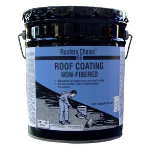 Roofers Choice 4 75 Gal Unfibered Roof Coating Rc066470