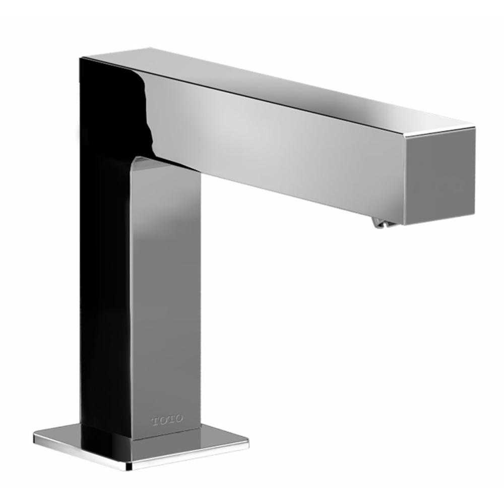 TOTO Gooseneck EcoPower On-Demand 1.0 GPM Touchless Wall-Mount ...