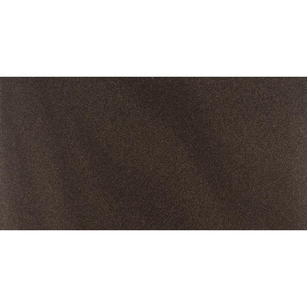 Optima Graphite 12 in. x 24 in. Unglazed Porcelain Floor and