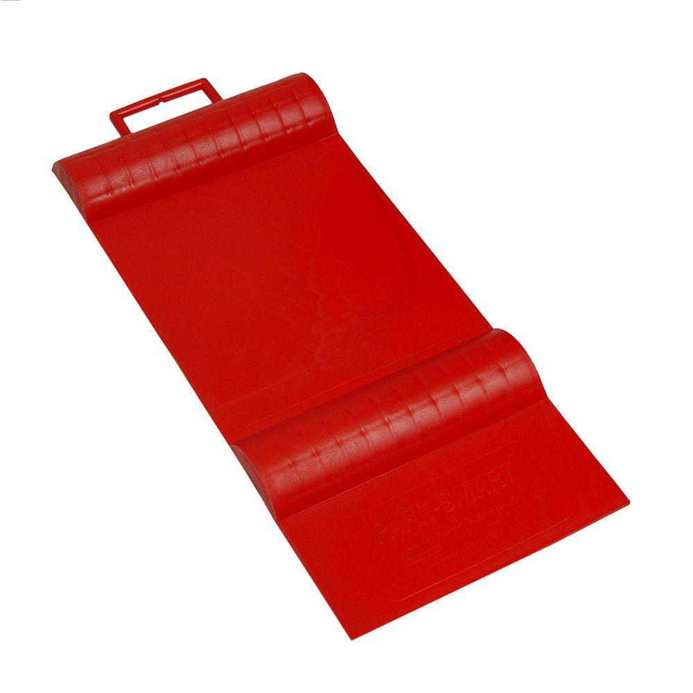 Park Smart Red Parking Mat Guide-DISCONTINUED