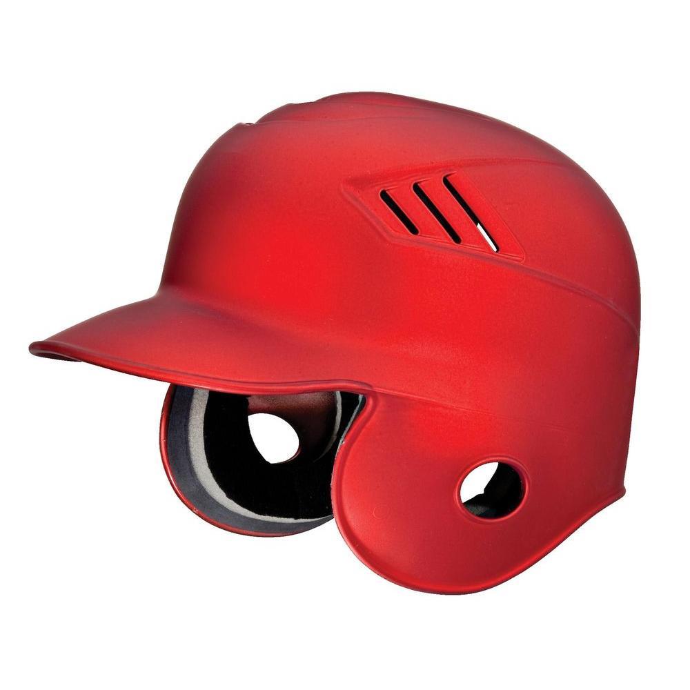 null Coolflo Scarlet Batting Helmet-DISCONTINUED