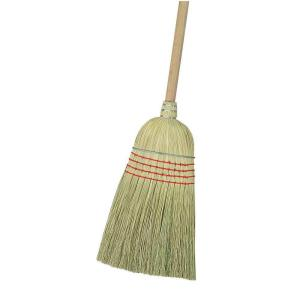 Carlisle Corn Blend Broom with 56 inch Handle (Case of 12) by Carlisle