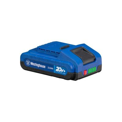 20-Volt Lithium-Ion Compact Battery Pack 2.0 Ah