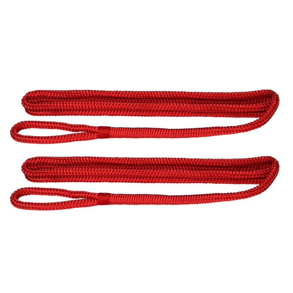 1/4 in. x 10 ft. Solid Braid MFP Utility Rope in