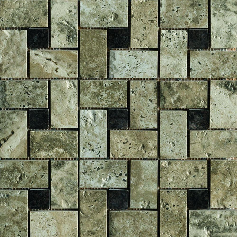 Marazzi Heartland Countryside 13 In X 13 In Gray Porcelain