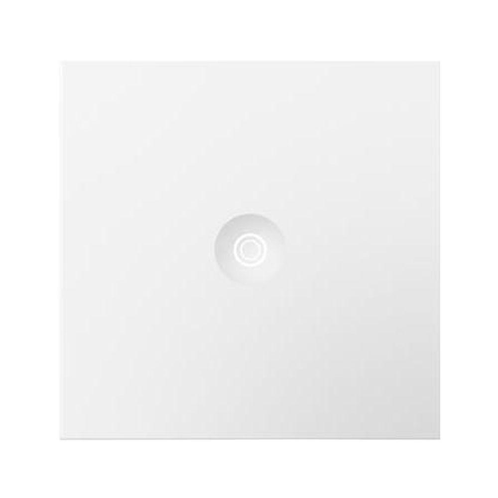 Legrand adorne 15 Amp Single Pole 3-Way Push Button Switch - White