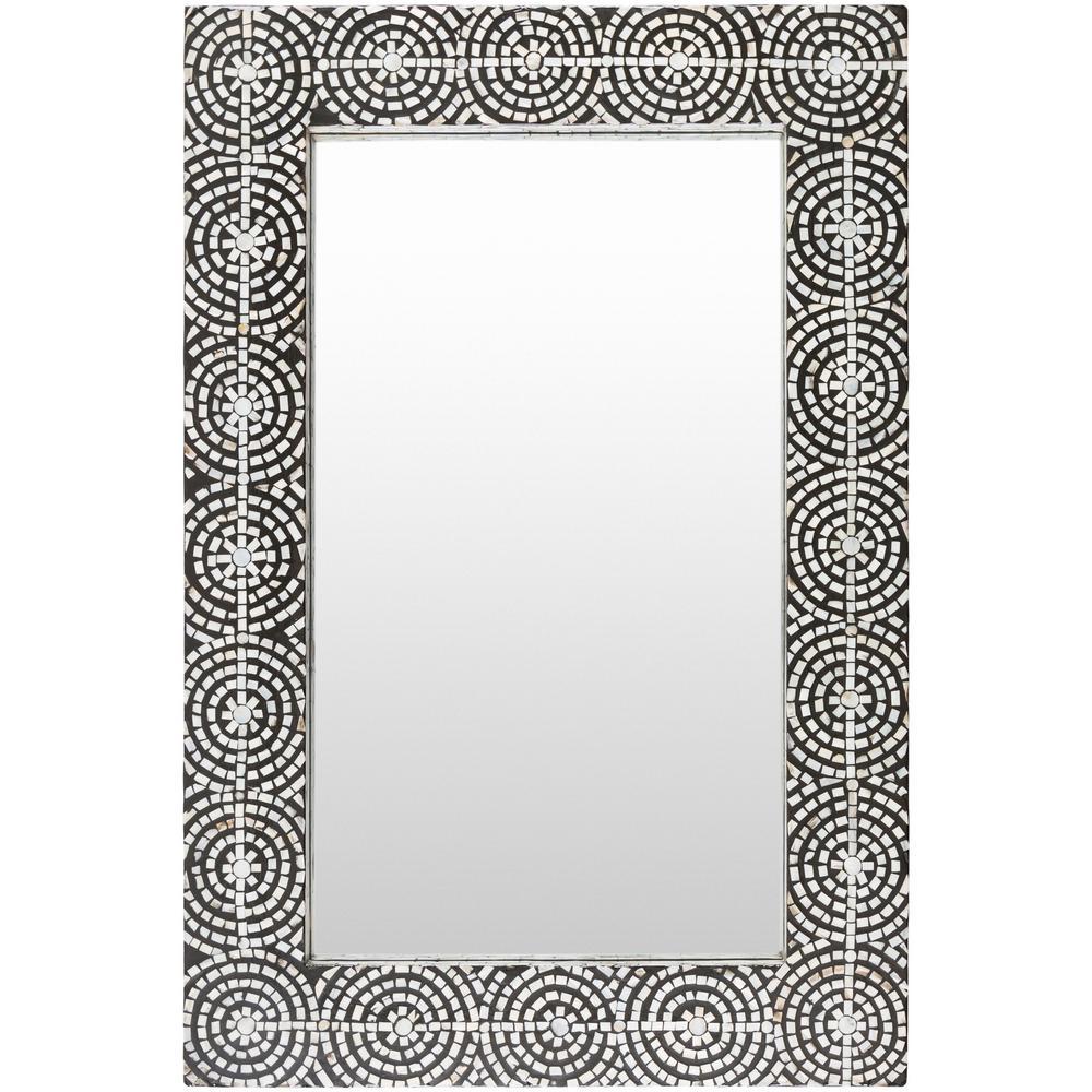 24 x 36 mirror Artistic Weavers Iyanna 36 in. x 24 in. MDF Framed Mirror  24 x 36 mirror