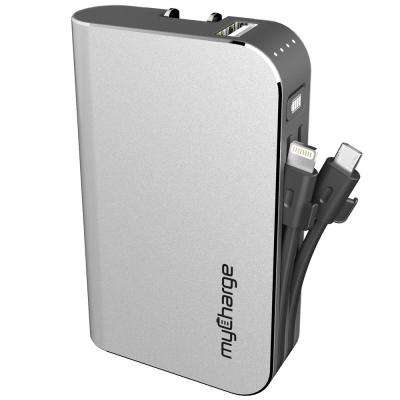 HubPlus 6700mAh Portable Charger