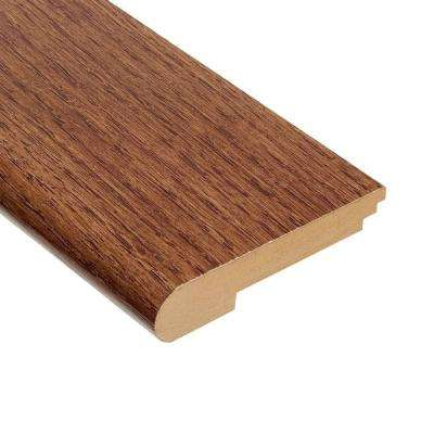 Oak Verona 3/4 in. Thick x 3-1/2 in. Wide x 78 in. Length Hardwood Stair Nose Molding