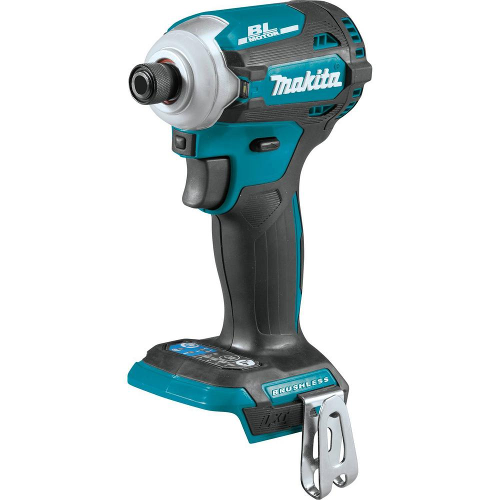 Makita 18-Volt LXT Lithium-Ion Brushless Cordless Quick