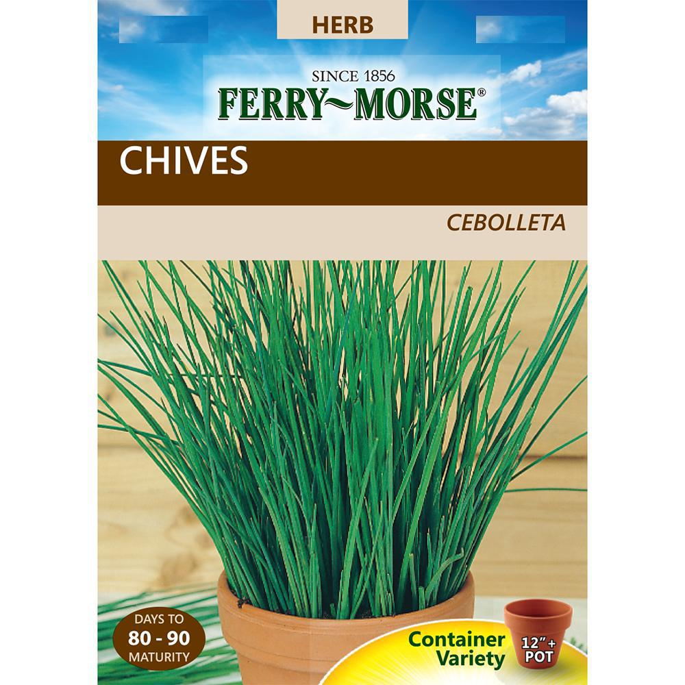 Ferry-Morse Chives Seed