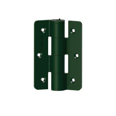 2.3 in. x 9.75 in. Standard Butterfly Hinge Green