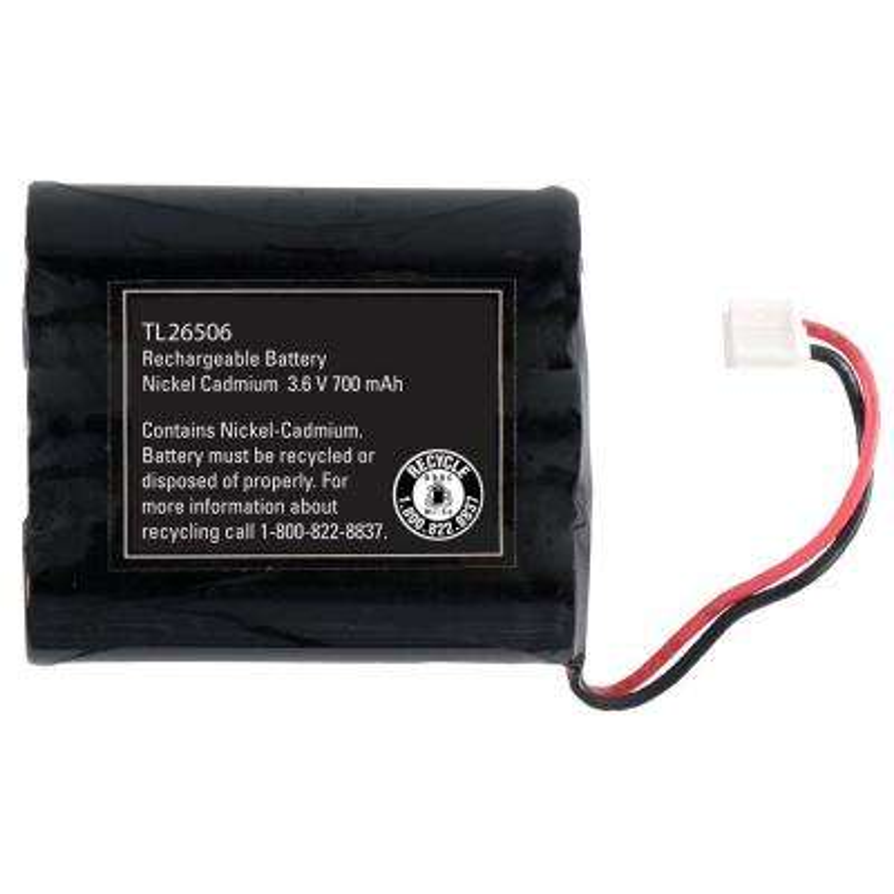Phone Battery 3.6V 700mAh NiCd