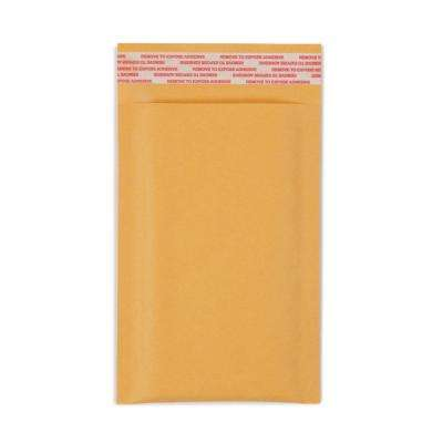 4 in. x 7 in. Paper Bubble Mailers Envelope with Adhesive Easy Close Strip (500-Case)
