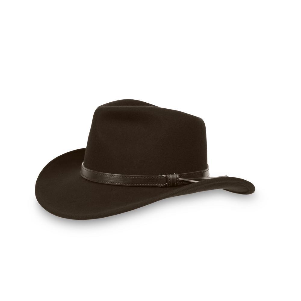 Sunday Afternoons Unisex Large Walnut Montana Felt Hat ... bee55980f6a9