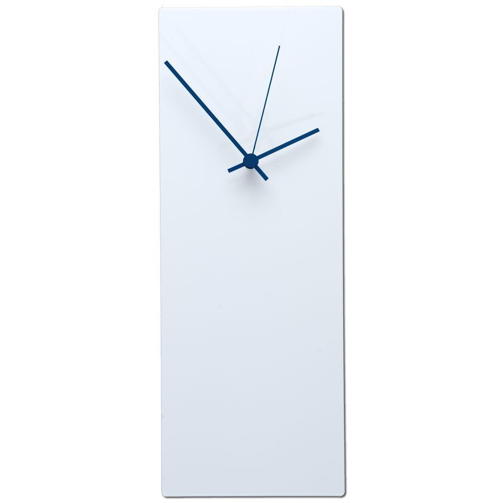 Filament Design Brevium 16 in. x 6 in. Modern Wall Clock