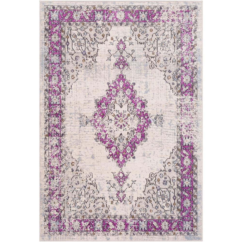 Artistic weavers raphaelle bright purple 2 ft x 3 ft for Rugs with purple accents