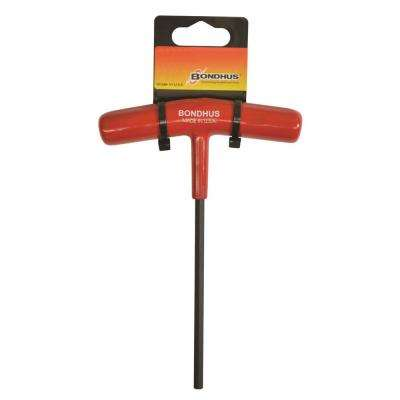 8 mm x 6.0 in. Hex End T-Handle with ProGuard, Tagged and Barcoded