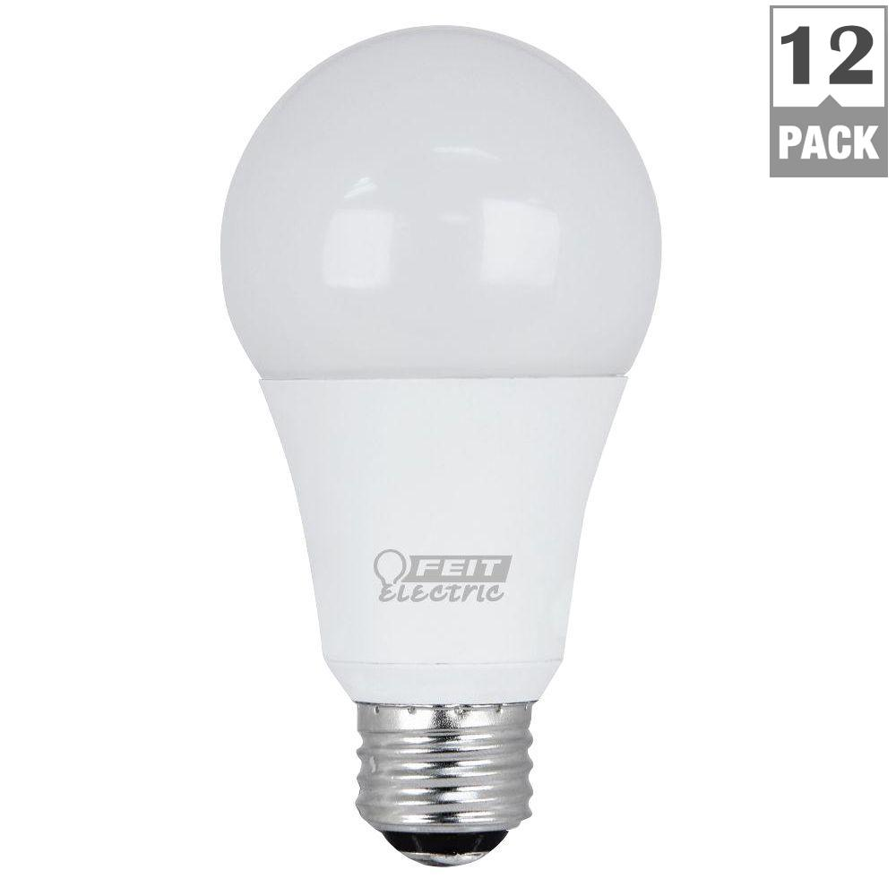 Feit Electric 40w Equivalent Soft White 2700k T10: Feit Electric 30/70/100W Equivalent Soft White (2700K) A21