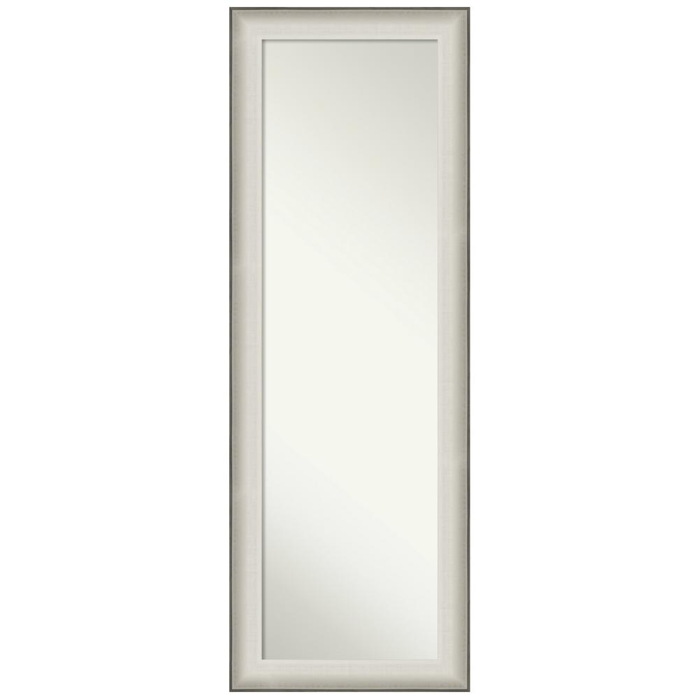 Amanti Art Allure White 18.50 in. x 52.50 in. On the Door Mirror was $323.0 now $189.92 (41.0% off)