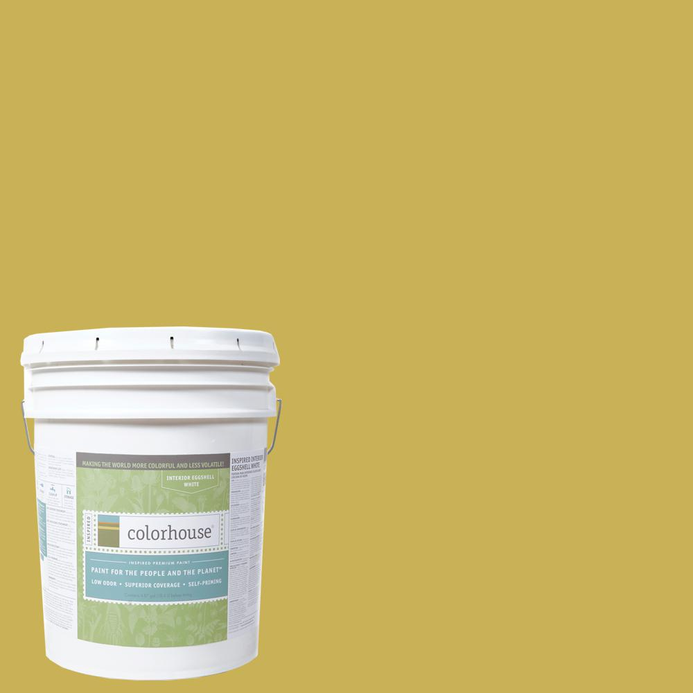 5 gal. Beeswax .05 Eggshell Interior Paint